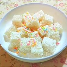 杏仁椰奶冻