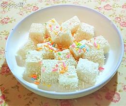 杏仁椰奶冻的做法