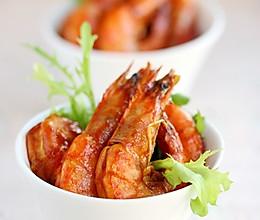 美味番茄虾的做法