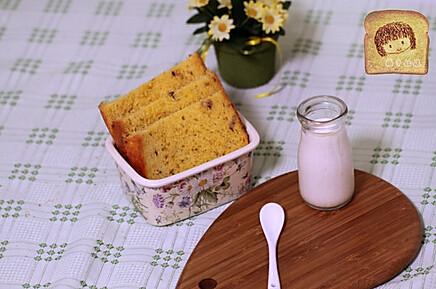面包机版干果胡萝卜麦粒面包的做法