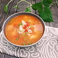 #母亲节,给妈妈做道菜#西红柿龙利鱼汤的做法图解13