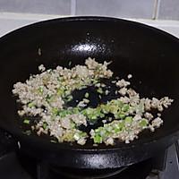 #新春美味菜肴# 肉末豆腐蒸蛋羹的做法图解5
