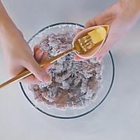 芋泥吐司【初味日记】的做法图解3