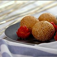 麻球,风靡街头的中华小吃,简单美味!的做法图解5