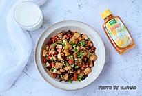 #太太乐鲜鸡汁玩转健康快手菜#麻辣藕丁的做法