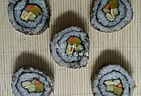 反转寿司的做法