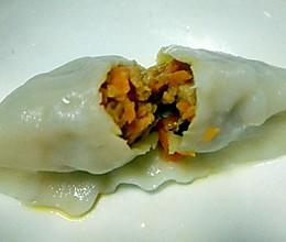胡萝卜香菇猪肉馅饺子的做法