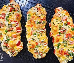 芝士香葱面包的做法