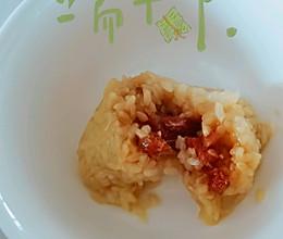 #舌尖上的端午#芦苇叶肉粽的做法