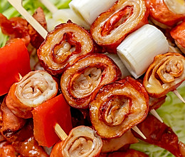 #一道菜表白豆果美食#脆皮大肠|镇场大菜的做法