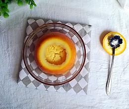 橙蒸芙蓉蛋的做法