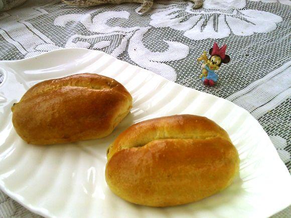 桂皮葡萄干面包卷的做法