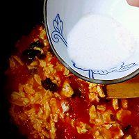 西红柿打卤面的做法图解12