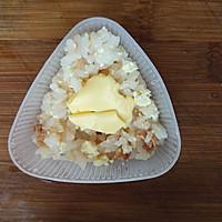 金枪鱼豆腐饭团的做法图解4