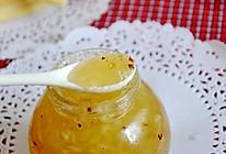 桂花雪梨果酱——初秋的一抹清新淡雅的做法