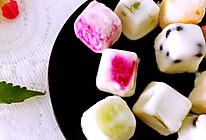 好吃的酸奶水果雪糕,自己在家轻松做,你也试试看的做法