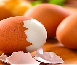 煮鸡蛋的做法