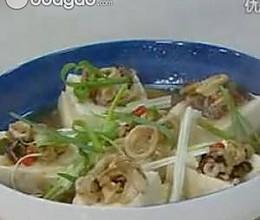 一品海鲜豆腐的做法