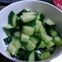 孕妇必吃,开胃菜,菠萝咕咾肉的做法图解3