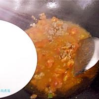 酸汤面片的做法图解5