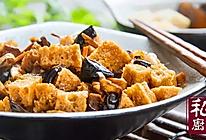 小羽私厨之四喜烤麸的做法