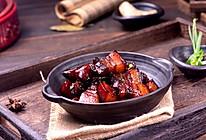 超简单年夜菜系列:二、红烧肉,看着就会流口水的做法