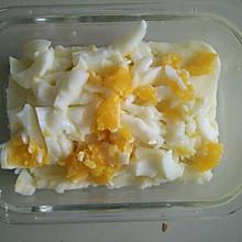 鸡蛋土豆泥