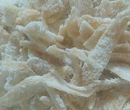 嫩姜糖片的做法