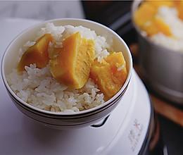 脱糖脱淀地瓜米的做法