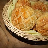 下午茶—港式菠萝包的做法图解24