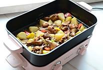鸡翅根炖土豆的做法