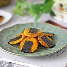 #美味烤箱菜,就等你来做!#海苔仙贝