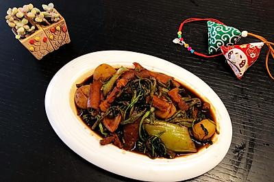 东北烀咸菜~超级下饭菜