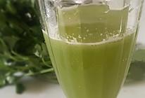 苹果芹菜汁的做法