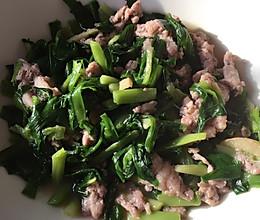 韭菜炒皮皮虾肉的做法