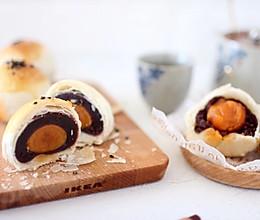 蛋黄酥-美善品版(小包酥)的做法