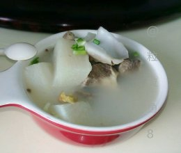 牛骨头汤——营养的骨头汤的做法