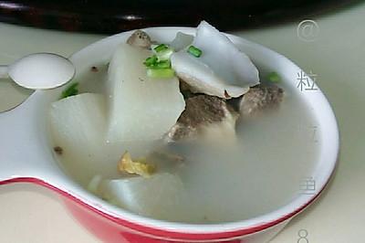 牛骨头汤——营养的骨头汤