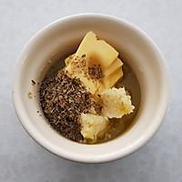 橄榄油蒜香手撕包的做法图解4