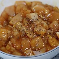 烤箱版鸡米花------减肥零食的做法图解9