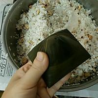 广式粽子的包法的做法图解13