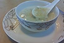 牛奶冰糖燕窝的做法