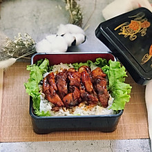 #精品菜谱挑战赛#照烧鸡排