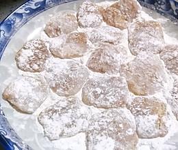 自制姜糖的做法