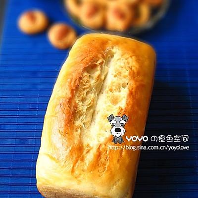 淡奶油芝士面包