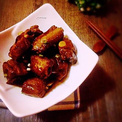 红烧排骨-家常菜