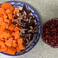 美味无敌的南瓜香菇饭#做道懒人菜,轻松享假期#的做法图解4