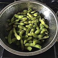 凉拌毛豆的做法图解3