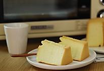 #饕餮美味视觉盛宴#中空原味戚风蛋糕的做法