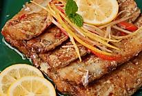 柠檬煎带鱼的做法
